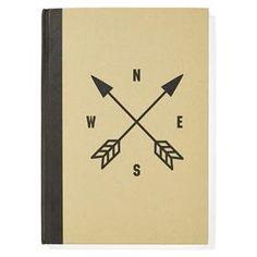 Hardcover Notebook - Adventure, A5