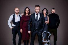 "Bosnia and Herzegovina: Dalal & Deen feat. Ana Rucner and Jala will sing ""Ljubav je"" Stockholm, Bosnia And Herzegovina, Deen, Singing, Songs, Movies, Films, Film, Movie"