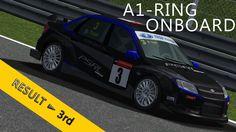 PSRL-VSR Lada Granta Cup 2014   A1-Ring   R1   Balazs Toldi OnBoard