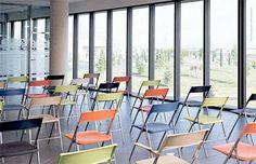 Sillas plegables Plek   Sillas de oficina Spacio  https://sillasoficinaspacio.es/comprarsillas/colectividades-sillas/sillas-plegables-plek/