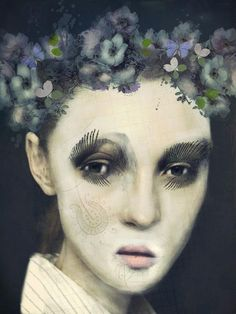 Flower Crown | Sarah Jarrett