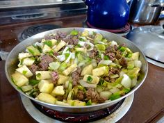 Pure and Simple Nourishment : Sautéed Beef and Brussel Sprouts (SCD, GAPS, Paleo, Beef)