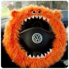 Muppet steering wheel??