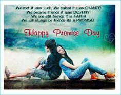 25 Happy Promise Day Quotes and Image