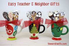 Easy Teacher & Neighbor Gifts #KraftEssentials #Shop