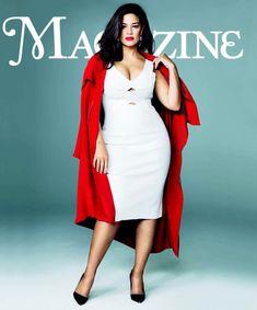 49e2ea4b35 Ashley Graham Big Girl Lingerie, Plus Fashion, Curvy Fashion, Love Fashion,  Womens