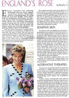 Princess Diana- England's Rose