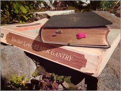 Setna strona - blog literacki: Elmer Gantry - Sinclair Lewis
