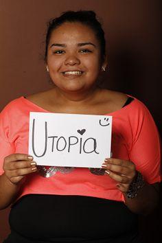 Utopia, Vania Castillo, Publicista, UANL, Monterrey, México