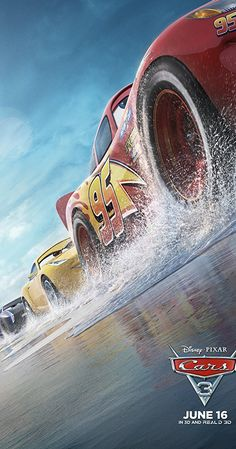 The story behind Disney Pixar's Cars 3 - new characters and new challenges for Lightning McQueen - exclusive interview with Pixar artists and writers! Disney Pixar Cars, Disney Movies, Walt Disney, Disney 2017, Disney Wiki, Disney Music, Pixar Movies, Cinema Movies, Movie Theater