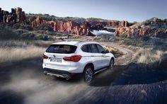 Cars Tuning Music: BMW X1