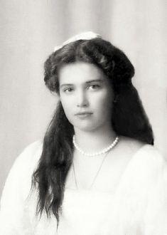 "Grand Duchess Maria Nikolaevna Romanova of Russia. ""AL"""