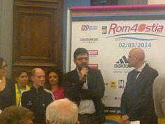 La Comunità di S.Egidio è impegnata ad unire sport e musica con varie iniziative di raccolta fondi. #RomaOstia