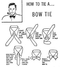 How to tie a regular knot wedding reference pinterest how to tie a bow tie ccuart Gallery
