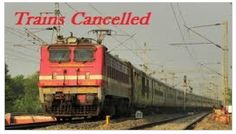 Unreserved Pushkaram special trains have been cancelled due to multiple reasons informed a South Central Railway press release. On July 25, Train No 07834 Machilipatnam – Rajahmundry Pushkaram special train and Train No. 07836 Rajahmundry-Na
