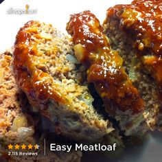 Easy Meatloaf   This no-fail recipe yields winning results. Any leftovers? It's sandwich time!