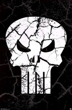 Punisher - Logo Poster Print (24 x 36) - Item # TIARP2078 - Posterazzi