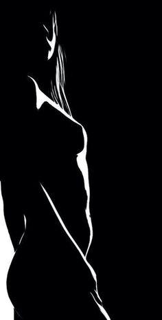 Only Black And White Digital Art by Stefan Kuhn White Art, Black Art, Black And White, Life Drawing, Figure Drawing, Art Beauté, Art Plastique, Erotic Art, Love Art