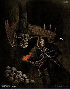 Joseph Vargo - Vampire Hunter