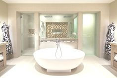 Gorgeous Bathroom Design That Could Easily Rival Spas 12
