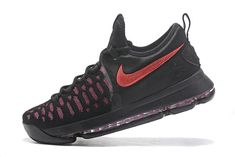 on sale 7d8bb 6d7e1 Discount 881796 060 KD 9 Aunt Pearl Black Hot Punch Mens Basketball Shoes  2018 On Line