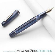 Leonardo MomentoZero Abyss Limited to only 100 fountain pens worldwide! #leonardo #momento #fountainpens #pen #casadellastilografica