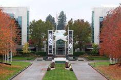 Nike World Headquarters in Beaverton, Oregon