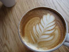 Blue Bottle Latte - I dream about this.
