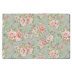 Papier peint floral PASTEL Tapis de porte-Intérieur ou Extérieur en néoprène et lavable en machine, rose, Large Door Mat, http://www.amazon.fr/dp/B011RX0MWY/ref=cm_sw_r_pi_awdl_pDAzxbHNSEKVZ