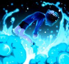 Frisk, Undertale Au, Videogames, Waterfall, Fan Art, Manga, Drawings, Otaku, Anime