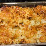Cartofi Dauphinoise a la Jamie Oliver