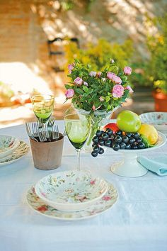 Table setting  #Table