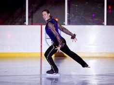 """American Ice Theatre's """"Let's Dance"""" Featuring Young Artist Showcase: Olympic Figure Skater Jason Brown Performed in American Ice Theatre's """"Let's Dance 2014"""""""