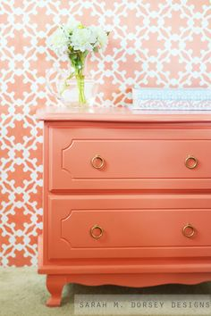 Crushing on coral. <3