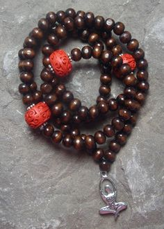 DIY - Make Your Own Mala Necklace Kit on Etsy, $20.00