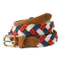 JFK belt, by KJP.