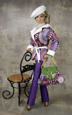"""Creative Morning"" Fashion Outfit by MADE in PARIS Creations by MADEinPARIS, via Flickr"