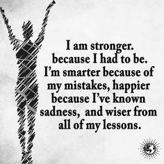 stronger, smarter, wiser