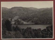 Trossachs Hotel, Loch Achray, Scotland 1953 photograph bc.76 | eBay