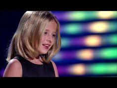 Jackie Evancho - David Foster: 12,000 People Las Vegas HD - YouTube
