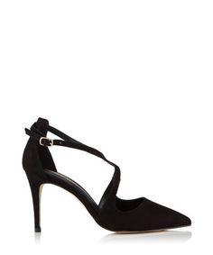Sierra black strappy sandal heels Sale - Miss KG Sale | Shoes