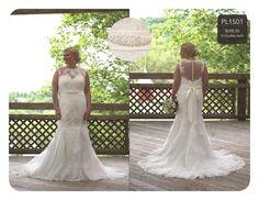 Plus Size Bridal with Sydney's Closet