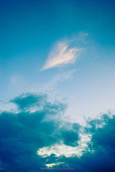 Heart Shaped Cloud by Cyril Breton