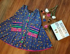 Kids fashion girl pakistani Ideas for 2020 Kids Dressy Clothes, Stylish Dresses For Girls, Cute Girl Dresses, Frocks For Girls, Kids Frocks, Little Girl Dresses, Stylish Dress Designs, Designs For Dresses, Dress Neck Designs