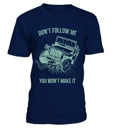 Make it Jeep Car | Teezily | Buy, Create & Sell T-shirts to turn your ideas into reality
