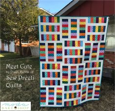 Meet Cute Quilt « Moda Bake Shop