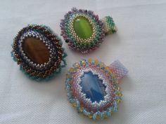 anelli con perline