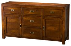 Post and Rail Sideboard