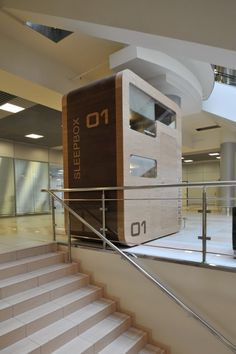 sleepbox comfortable cabins for airports train stations hostels