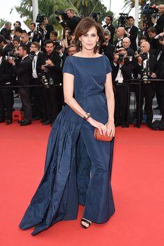Ines de la Fressange au Festival de Cannes